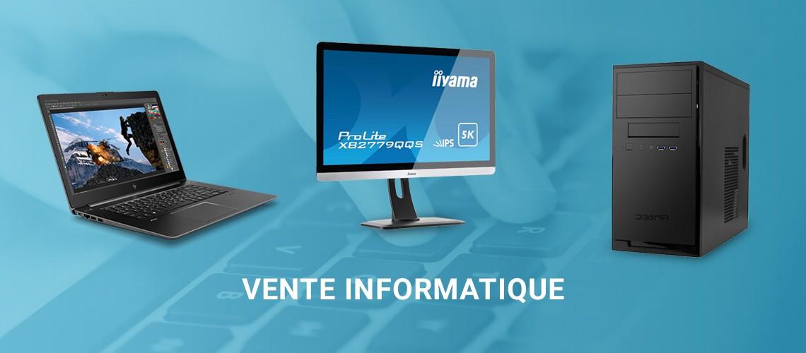 Vente informatique Saint-Malo