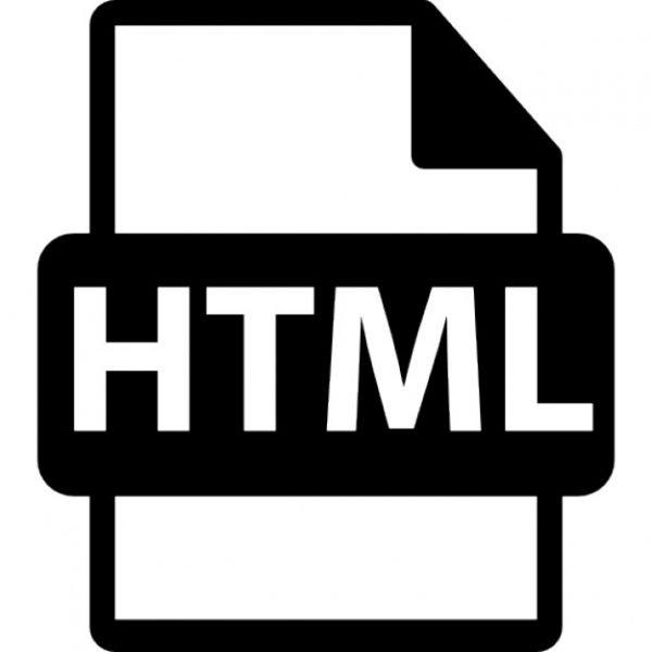 Fichier HTML