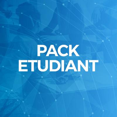 Pack étudiant
